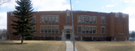 Davin School, built in 1929, is on the city's heritage holding bylaw list.