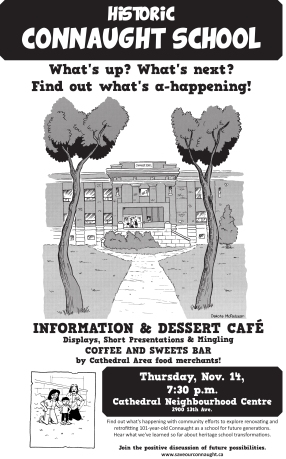 Info Night Poster
